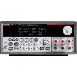 19 laboratorijska izvor napajanje, podesivi Tektronix 2230G-60-3 0 - 60.1 V 0 - 3 A 375 W USB, GPIB, RS-232 Programabilno Broj