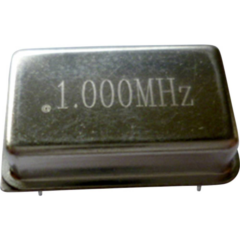 Kvarčni oscilator TFT680 4 MHz DIP-14 CMOS 4.000 MHz 20.7 mm 13.1 mm 5.3 mm