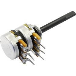 OMEG vrtljivi potenciometer stereo 0.12 W 22 kΩ 1 kos