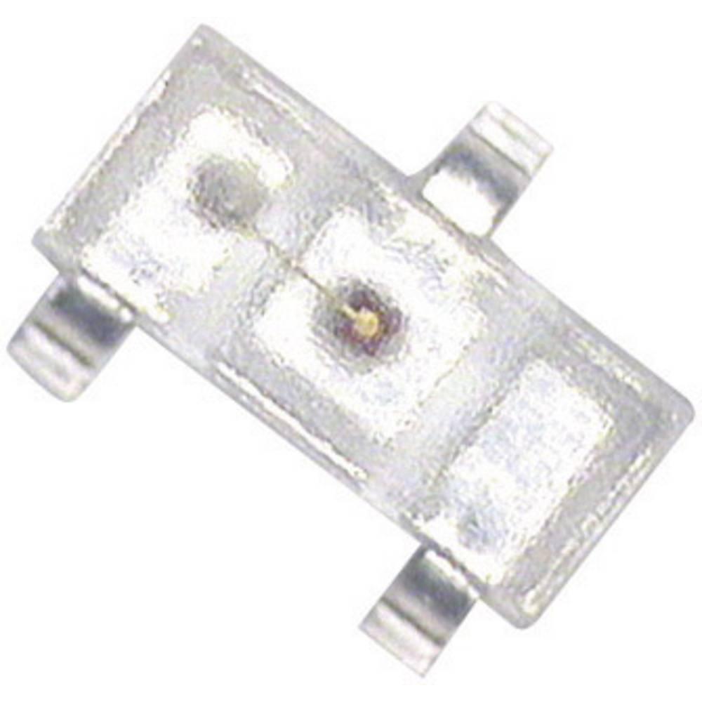 SMD-LED SOT-23 žuta 5 mcd 140 ° 20 mA 2.1 V Kingbright KM-23YD-F