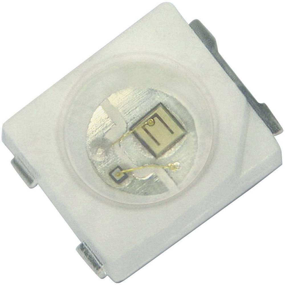 SMD-LED PLCC2 modra 1500 mcd 120 ° 150 mA 3.5 V Kingbright KA-3529QB24ZS