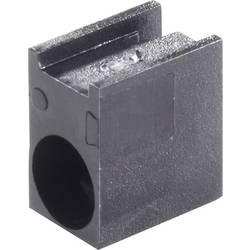 LED podnožje, poliamid pogodno za LED 3 mm Richco LEDH-101C-34
