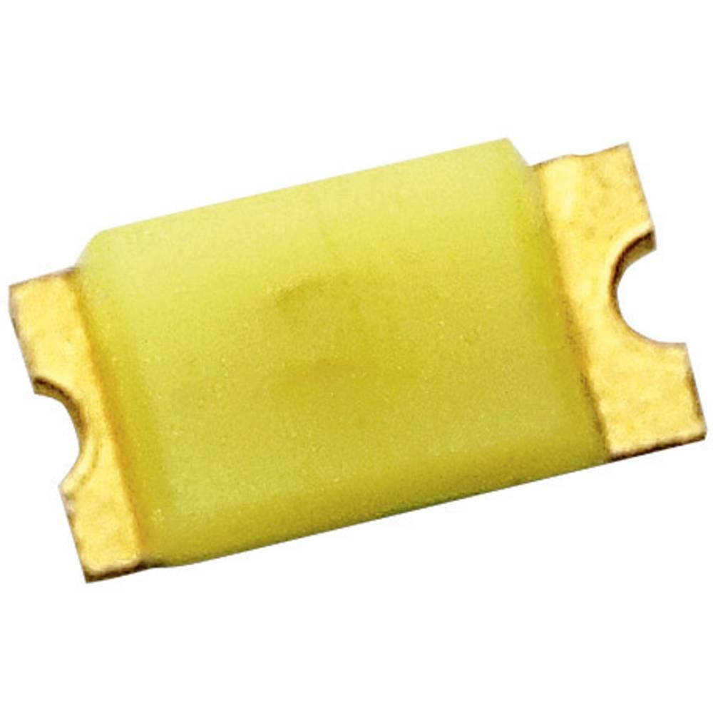 SMD-LED (value.1317393) Broadcom 0603 145 mcd 140 ° Grøn