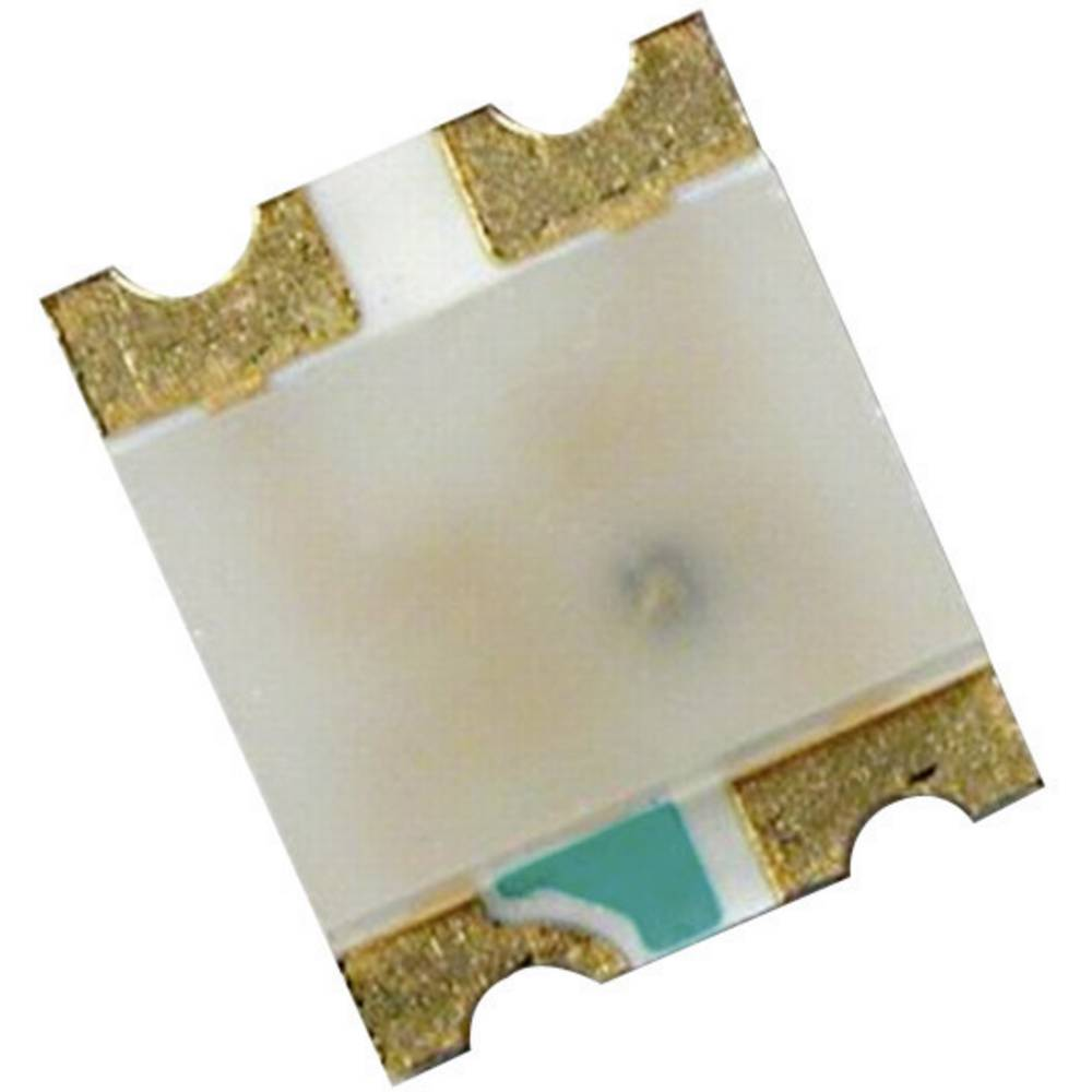 SMD-LED večbarvna, posebna oblika, jantarjeva, modra 35 mcd, 10 mcd 120 ° 10 mA, 10 mA 1.8 V, 3.4 V Broadcom HSMF-C169