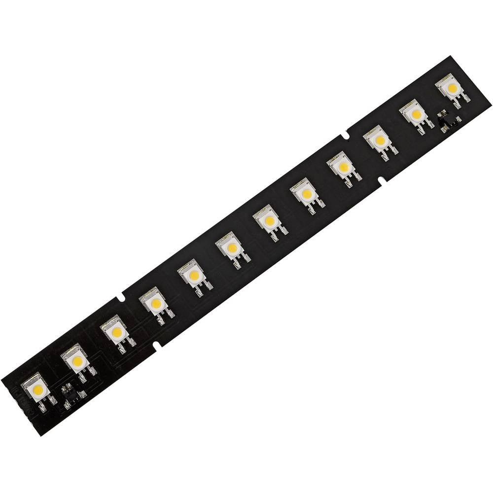 HighPower LED hladno bela 1 W, 1 W, 1 W 180 lm 110 ° 3.6 V 350 mA Broadcom ADJD-WM01-NKKZ0