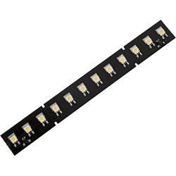 HighPower-LED (value.1317381) Broadcom Kølig hvid 1 W, 1 W, 1 W 350 mA