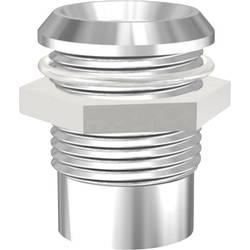 LED podnožje, kovinsko, primerno za LED 10 mm vijačna pritrditev Signal Construct SMB1149