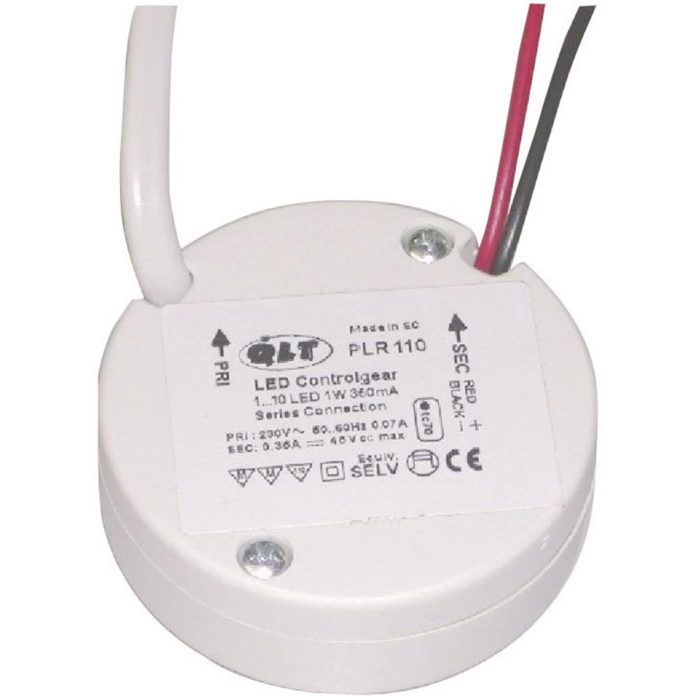 LED pretvornik 12 V/DC QLT PLR 303 delovna napetost maks.: 230 V/AC