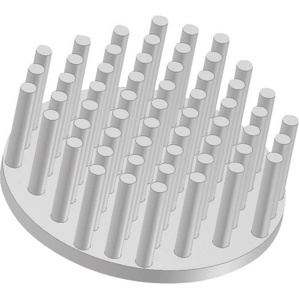 Hladilno telo z zatiči 11.62 K/W (premer x V) 40 mm x 20 mm Fischer Elektronik ICK S R A 40 X 20