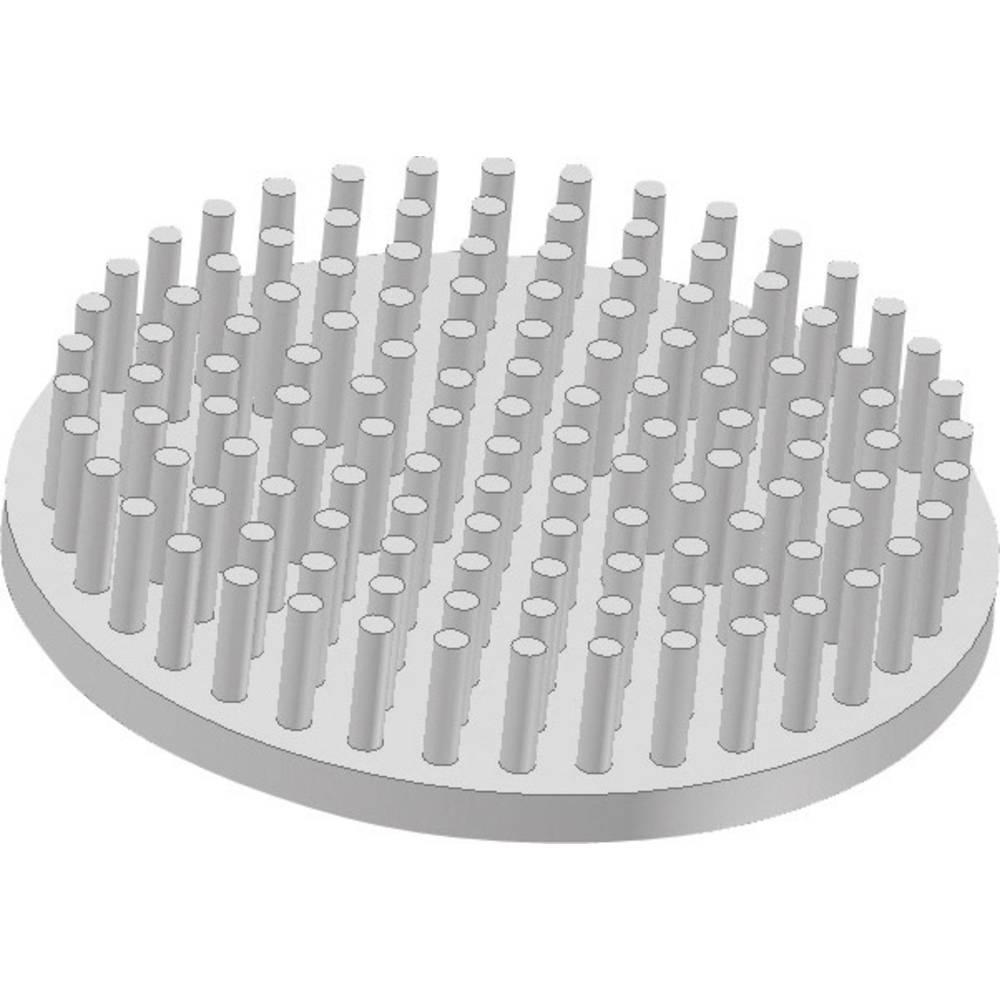 Hladilno telo z zatiči 5.28 K/W (premer x V) 50 mm x 10 mm Fischer Elektronik ICK S R 50 X 10