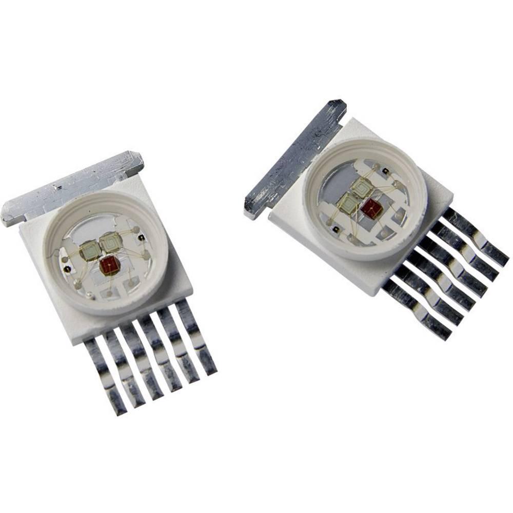 SMD-LED večbarvna, posebna oblika, RGB 120 ° 350 mA 2.4 V, 3.5 V Broadcom ASMT-MT00-00001