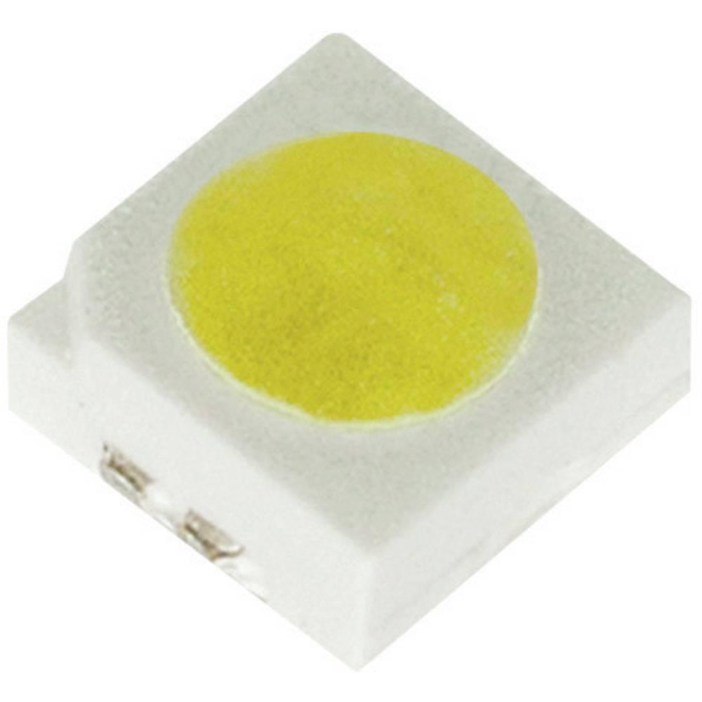 SMD-LED posebna oblika, topla bela 120 ° 180 mA 3.6 V Dominant Semiconductors NAF-BSG-PQ-1