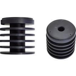 Kølelegemer 4.44 K/W (Ø x H) 44 mm x 45 mm Barthelme ALU K2