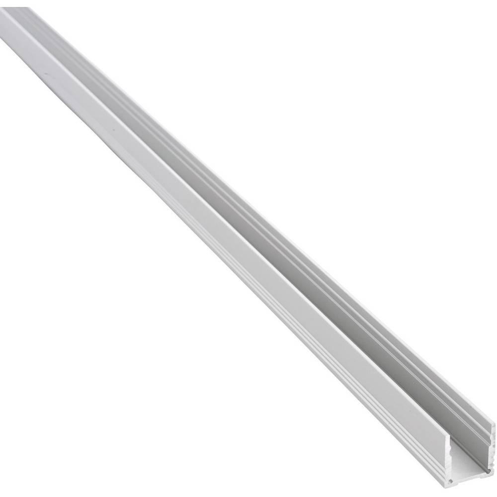 Profil-aluminij (D x Š x V) 1000 x 18.4 x 19.7 mm Barthelme 62399101 62399101