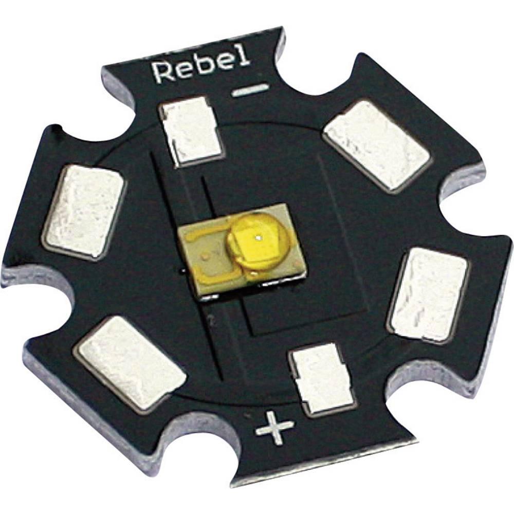 HighPower LED hladno bela 80 lm, 145 lm 140 ° 350 mA, 700 mA Barthelme 61000815