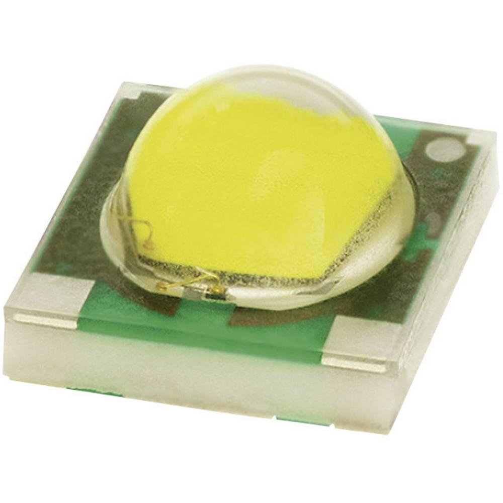 HighPower LED topla bela 87.4 lm 125 ° 3 V, 3.2 V, 3.3 V 350 mA, 700 mA, 1000 mA CREE XPGWHT-U1-0000-00AE7