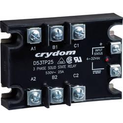 Halbleiterrelais (value.1292894) 1 stk Crydom D53TP50D Last-Strøm (maks.): 50 A Koblingsspænding (max.): 530 V/AC Vekslende ved