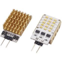 HighPower-LED-Modul (value.1317384) ledxon Blå 2 W 40 lm 120 ° 12 V/DC, 12 V/AC SideLED 2W BLÅ