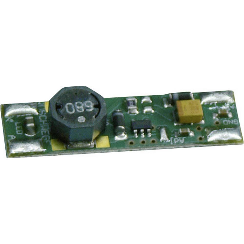 Konstant LED-strømkilde 1 W Roschwege KSQ-1W Driftsspænding maks.: 30 V/DC