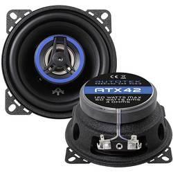 Autotek ATX 42 2-sistemski koaksialni zvočniki za vgradnjo 120 W Vsebina: 1 KOS