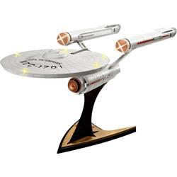 Revell 00454 USS Enterprise NCC-1701 znanstvenofantastični model, komplet za sestavljanje 1:600