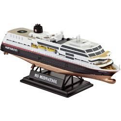 Revell 05692 HURTIGRUTEN 125th Anniversary Model plovila, komplet za sestavljanje 1:1200