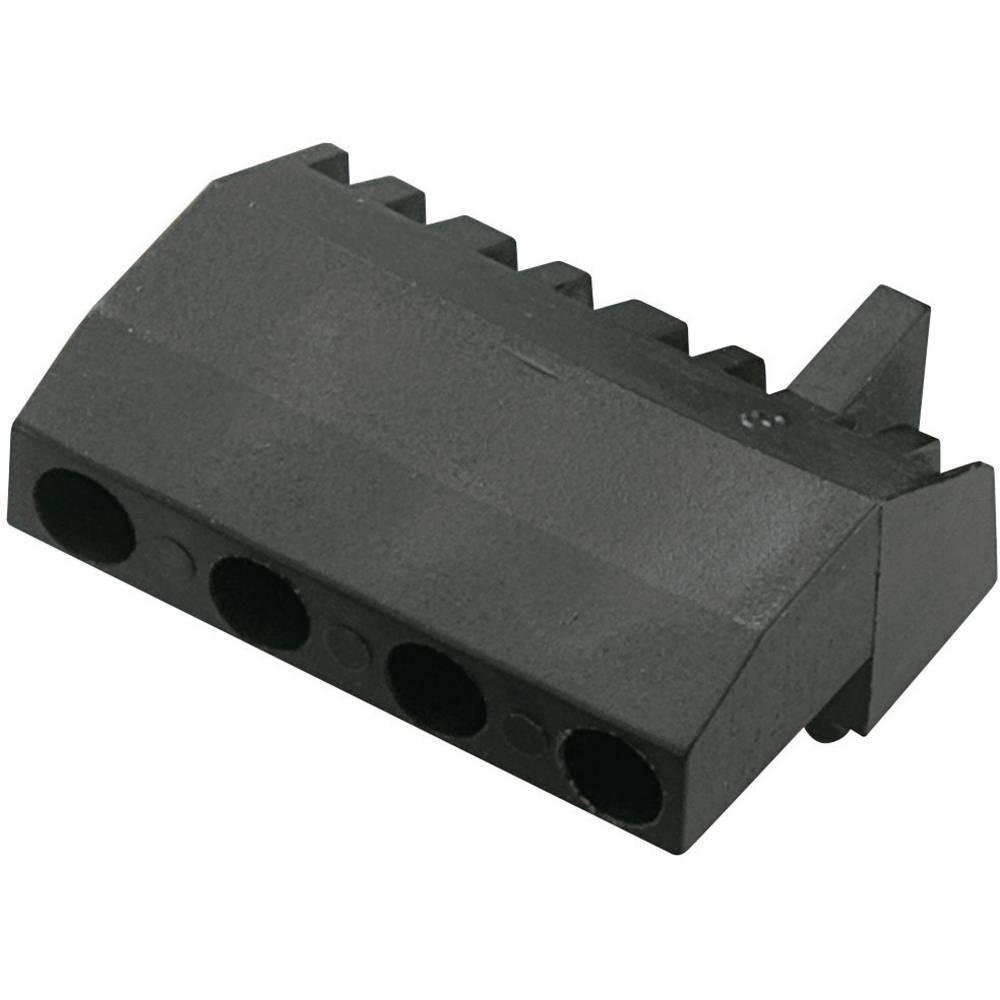 LED afstandsholder 4x Sort Passer til LED 3 mm 1c. Brandname KSS PLD4-3B