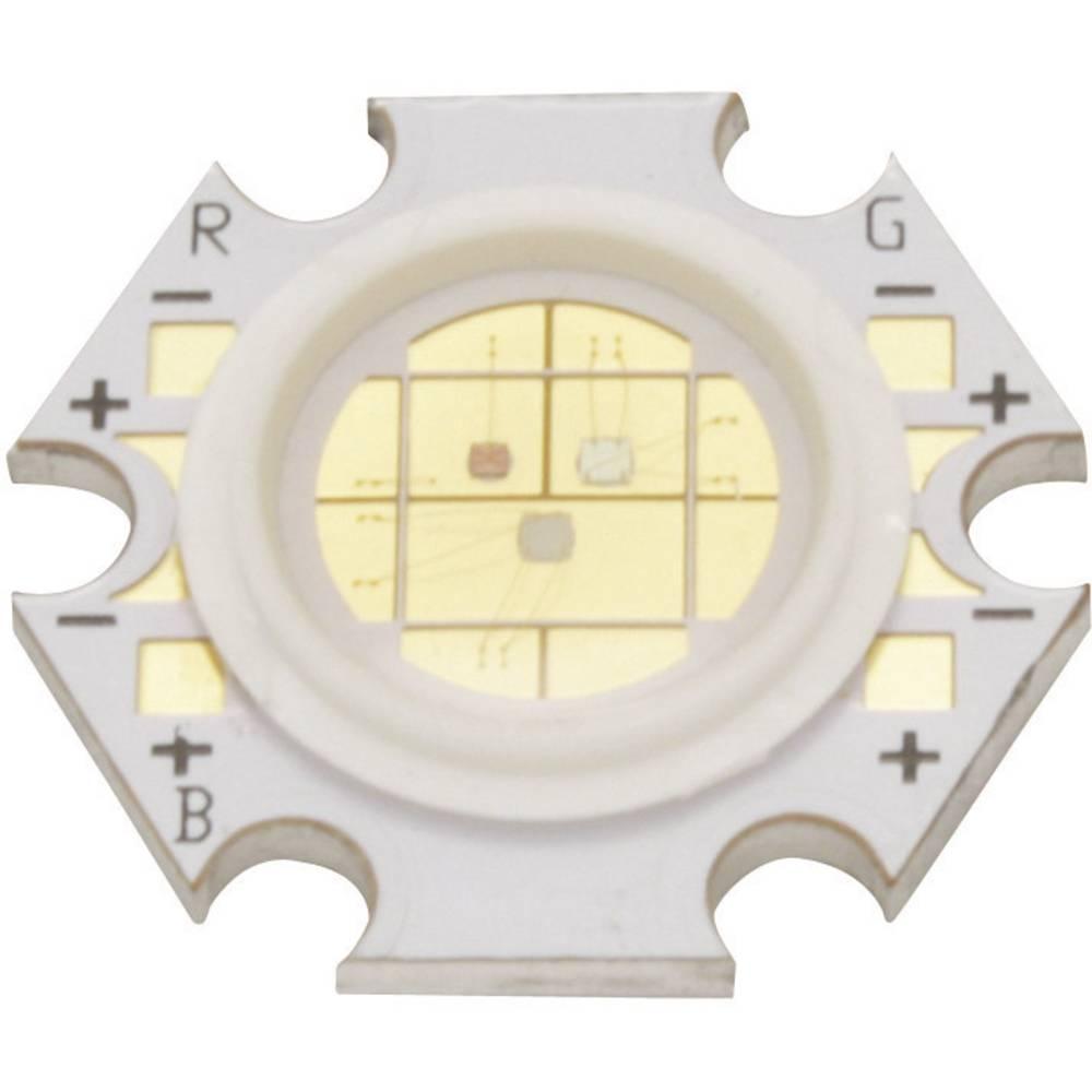 HighPower LED RGB 1 W, 1 W, 1 W 30 lm, 30 lm, 8 lm 2 V, 2.8 V, 2.8 V 350 mA, 350 mA, 350 mA Barthelme 66000910
