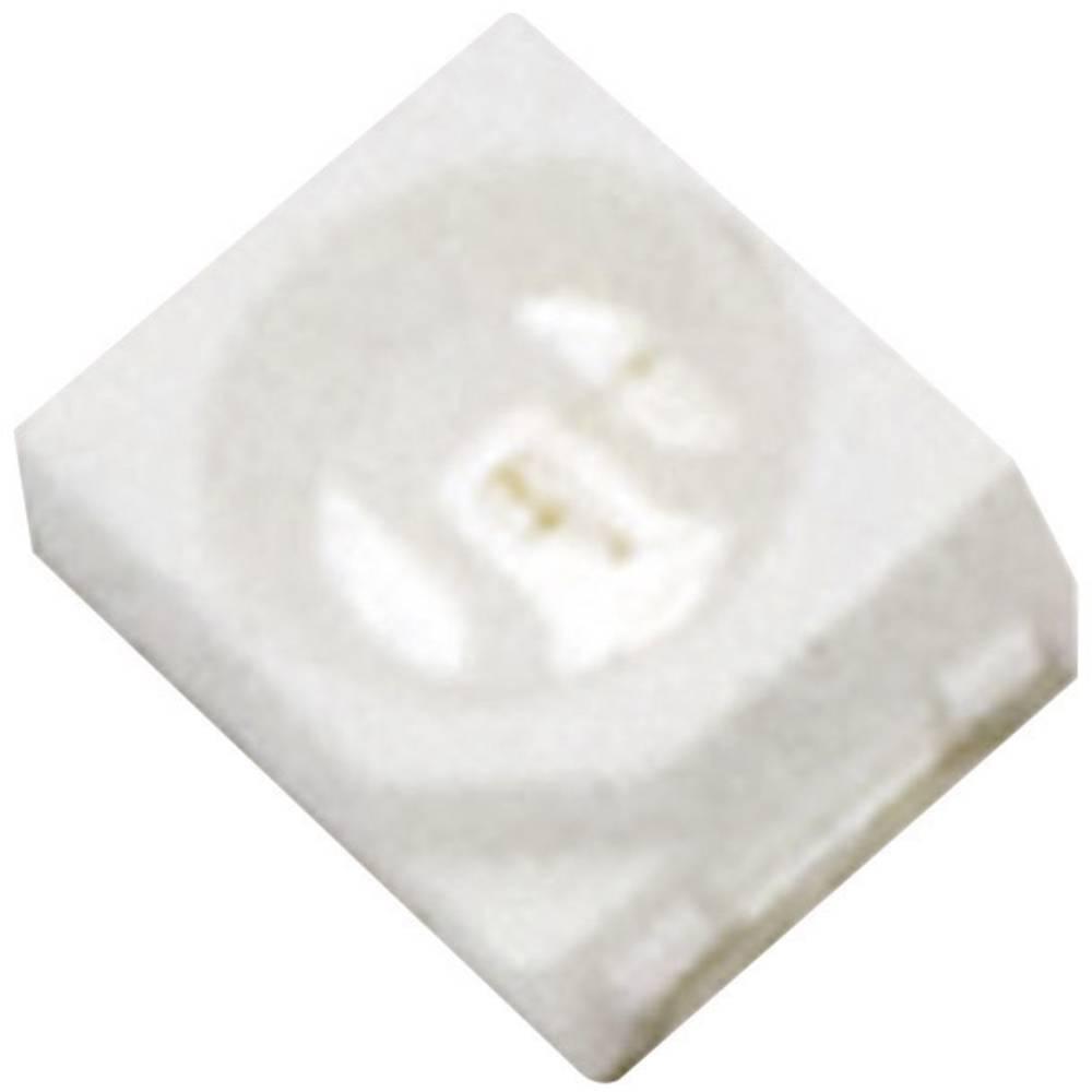SMD LED Barthelme 3528 PLCC2 800 mcd 120 ° Grøn