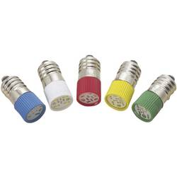 LED-diode Barthelme E10 70113388 220 V/DC, 220 V/AC Hvid