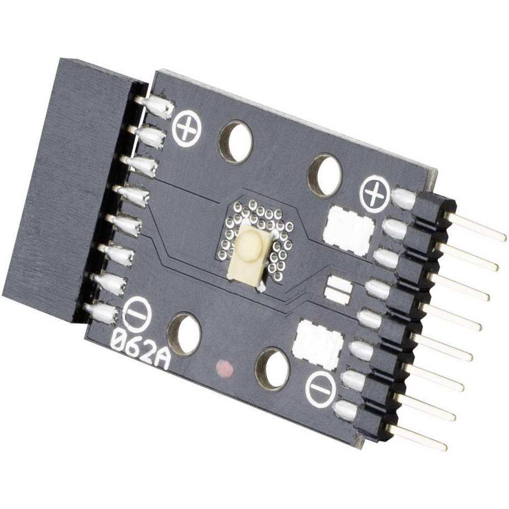 LED-striber Med stik/bøsning Barthelme 61003127 61003127 4 cm Hvid