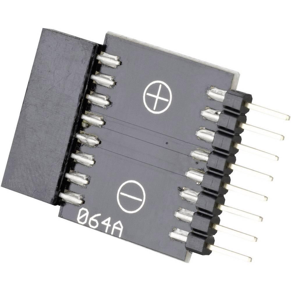 Vtični LED-sistem - spojnik Barthelme ModuLED, 30 mm 61003430