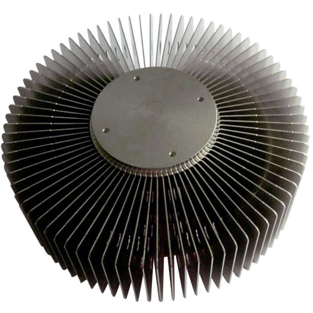 Lamelno hladilno telo (premer x V) 121 mm x 55 mm QuickCool QL-12156AL-40S