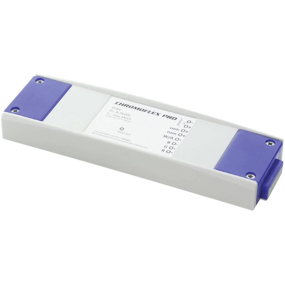 LED-zatemnilnik Barthelme CHROMOFLEX Pro stripe 3-Kanalii 360 W 868.3 MHz 50 m 180 mm 52 mm 22 mm