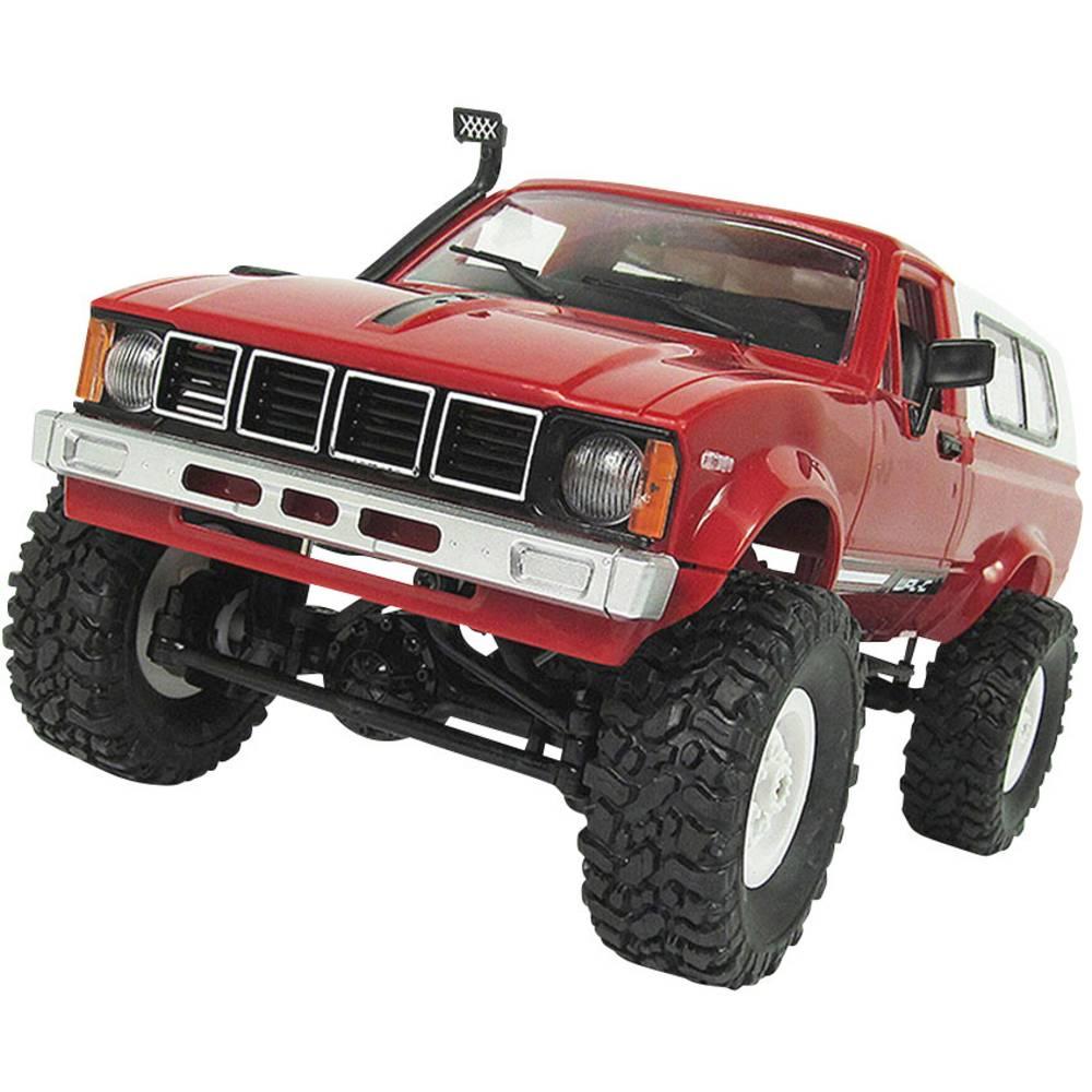 Amewi Offroad-Truck s ščetkami 1:16 RC Modeli avtomobilov Elektro Terensko vozilo Pogon na vsa kolesa (4WD) Komplet za sestavlja