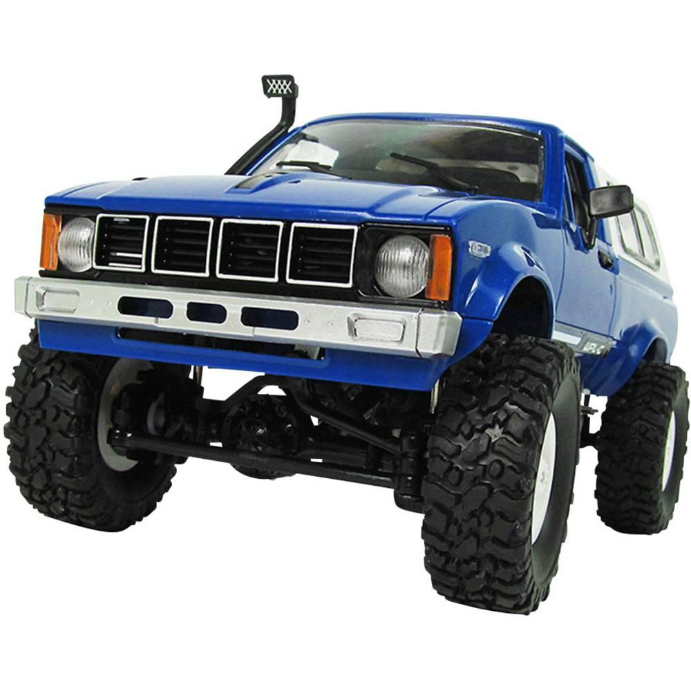 Amewi Offroad-Truck s ščetkami 1:16 RC Modeli avtomobilov Elektro Terensko vozilo Pogon na vsa kolesa (4WD) RtR