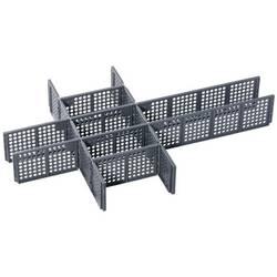 Allit 457950 ProServe Divider Set 2 vložki za kovčke (D x Š x V) 360 x 150 x 35 mm
