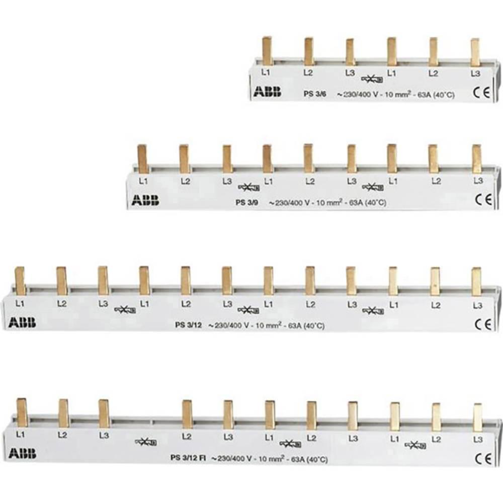 ABB 2CDL231001R1009 fazna letev Število vrst 3 10 mm²