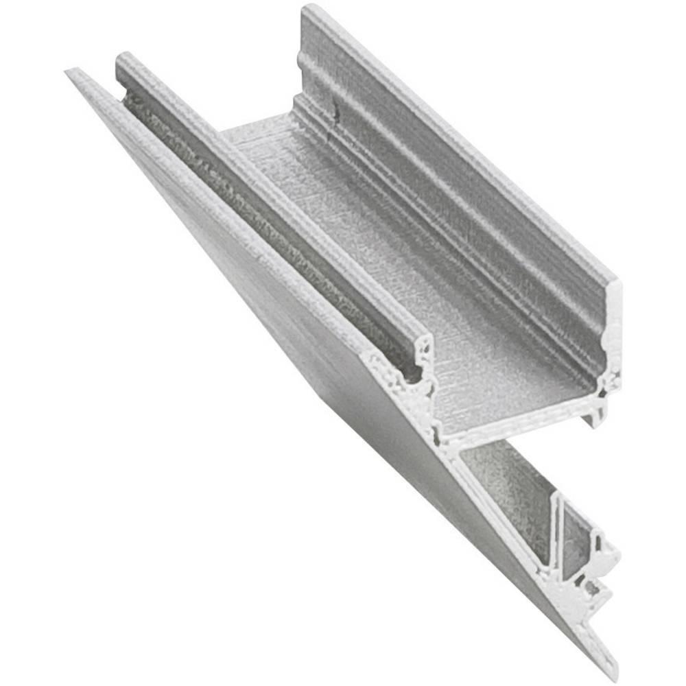Profil-aluminij (D x Š x V) 1000 x 23.4 x 37.2 mm Barthelme 62398401 62398401