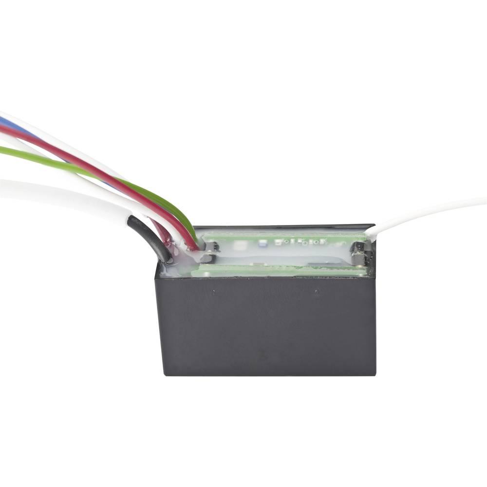 LED-zatemnilnik Barthelme CHROMFLEX III RC MiniStripe Mast. verg. 868.3 MHz 20 m 39 mm 21 mm 20 mm