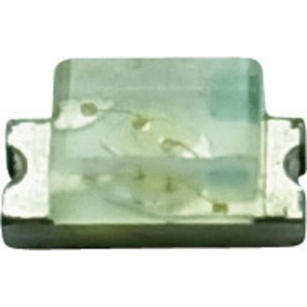 SMD-LED (value.1317393) Yoldal UBSM0603NB261 0603 110 mcd 120 ° Blå