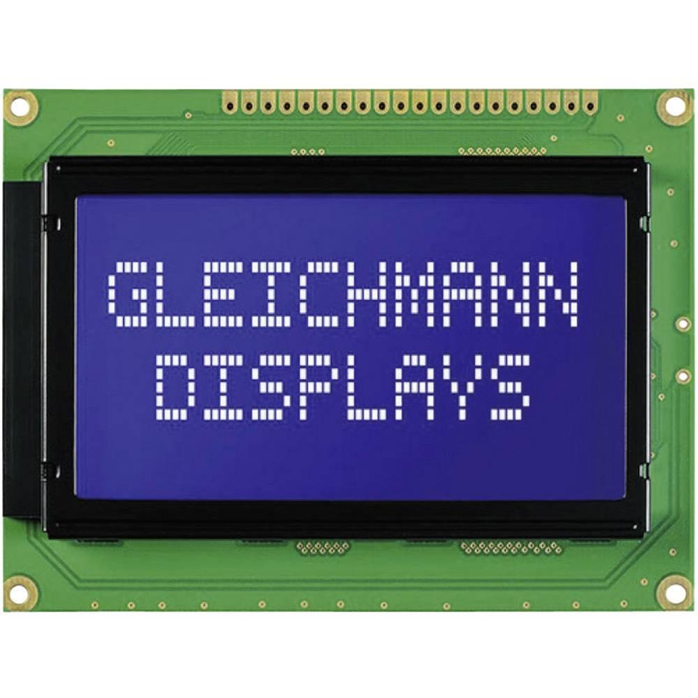Grafik-display Gleichmann GE-G12864A-CFH-V/RN (B x H x T) 93 x 70 x 13.6 mm 3-farvet