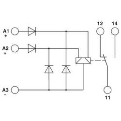 1 ST Phoenix Contact EMG 17-REL/SG-B 24/21/P