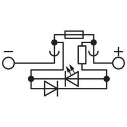 Phoenix Contact UK 5-HESILED 60 N 3000541 Sigurnosna redna stezaljka 0.20 mm² 4 mm² Crna 50 ST