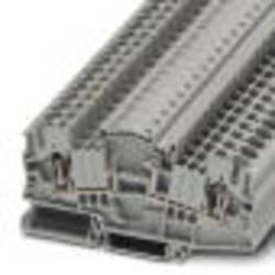 Phoenix Contact STME 6-BE 3035688 Redna stezaljka za ugradne elemente 0.20 mm² 6 mm² Siva 50 ST