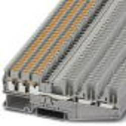 Phoenix Contact PT 2,5-HEXA/3P 3040044 Prolazna stezaljka 0.14 mm² 2.50 mm² Siva 50 ST
