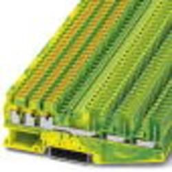 Phoenix Contact PT 2,5-HEXA/3P-PE 3040052 Stezaljka za zaštitni vodič 0.14 mm² 2.50 mm² Zeleno-žuta 50 ST