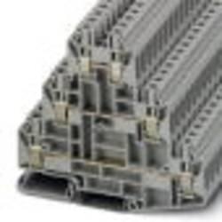 Phoenix Contact UT 6-3L 3046703 Trokatna stezaljka 0.20 mm² 10 mm² Siva 50 ST