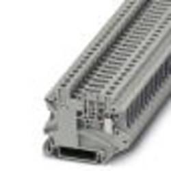 Phoenix Contact UT 4-TG OG 3046799 Prolazna stezaljka 0.14 mm² 6 mm² Narančasta 50 ST