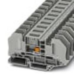 Phoenix Contact RTO 5-T 3049233 Razdvojna stezaljka za mjerni transformator 0.10 mm² 6 mm² Siva 25 ST